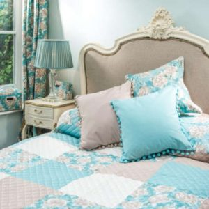 Aida duckegg bed linen