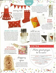 Homemaker features Christmas Range