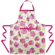 Billy PVC Garden Apron Taupe
