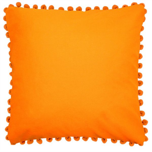 orange scatter cushion