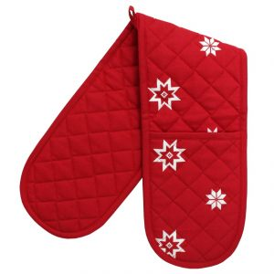 Christmas Oven Gloves