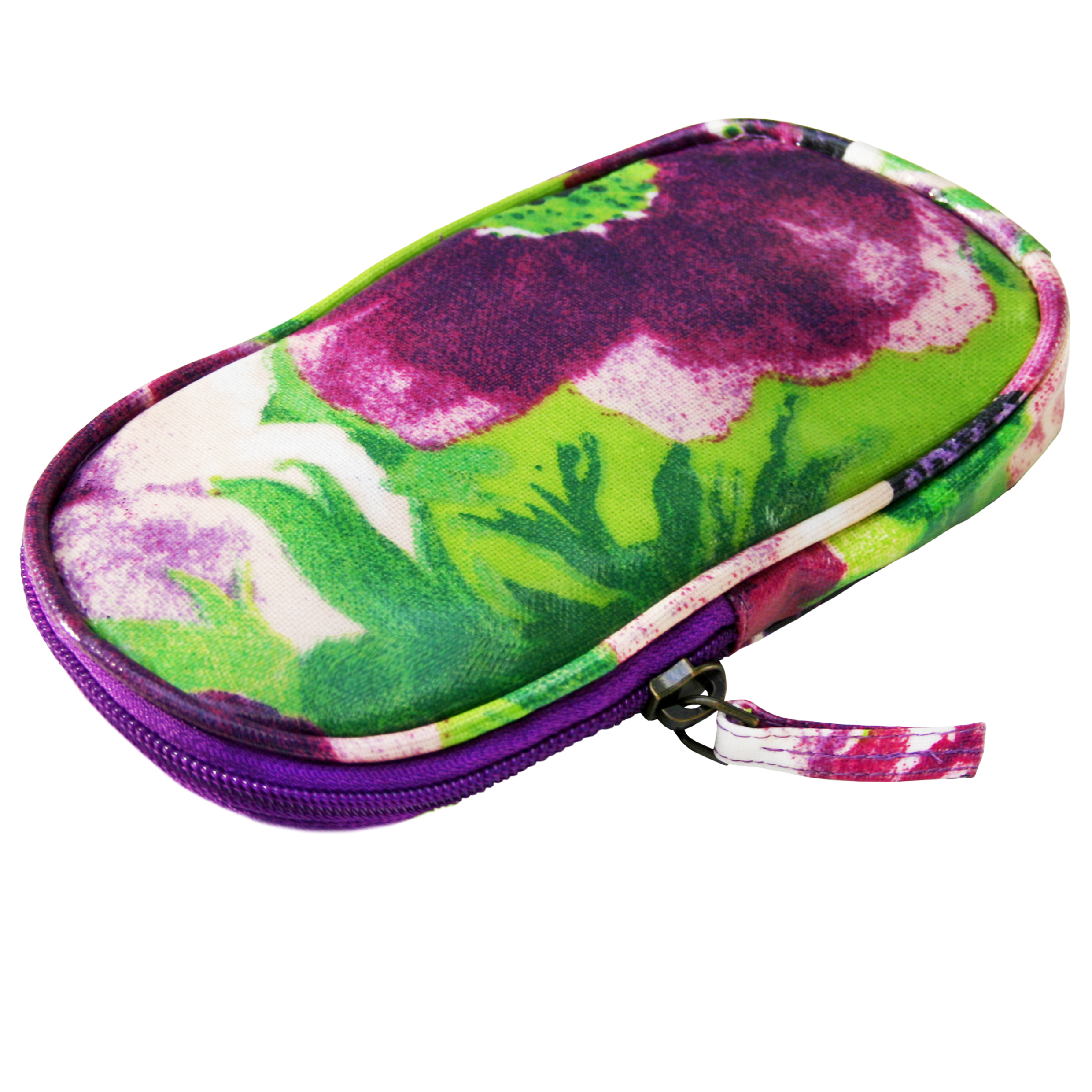 Ragged Rose Secky Purple Spectacle Case