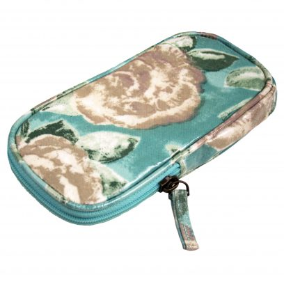 Ragged Rose Specky Duck Egg Spectacle Case