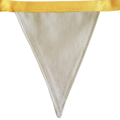 Gold Taupe bunting