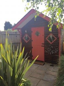 Ragged Rose Wendy House
