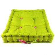 Garden Cushions White Black Duck Egg Gold Lime Pink