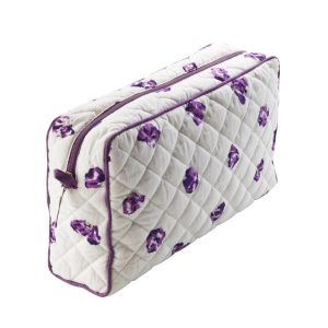 Purple Wash Bag