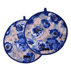 May Aga Mats Blue Anemones